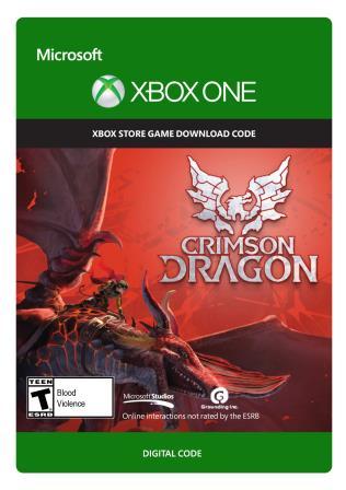 Xbox One Crimson Dragon [Download]