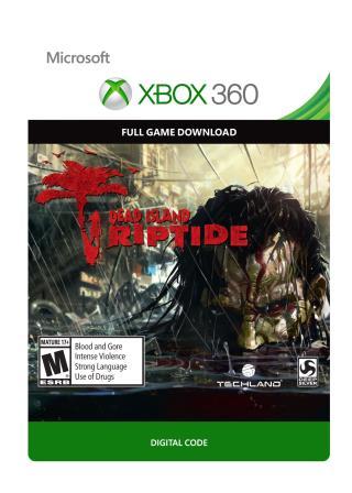 XBox 360 Dead Island Riptide [Download]