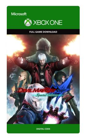 Xbox One Devil May Cry 4 Special Edition [Download]