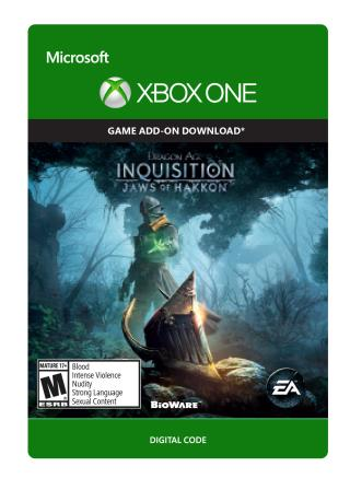 Xbox One Dragon Age: Inquisition DLC: Jaws of Hakkon [Download]