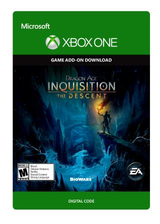 Xbox One Dragon Age: Inquisition DLC: The Descent [Download]