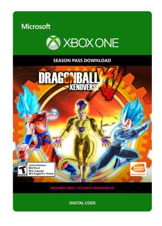 Xbox One Dragon Ball Xenoverse Season Pass [Download]