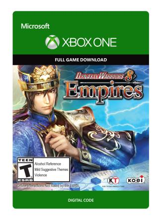 Xbox One Dynasty Warriors 8 Empires [Download]