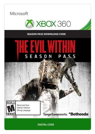 Xbox 360 Evil Within Season Pass [Download]