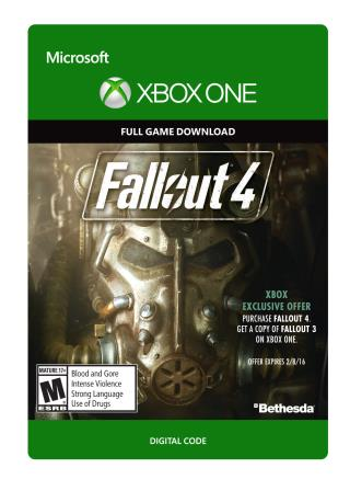 Xbox One Fallout 4 [Download]