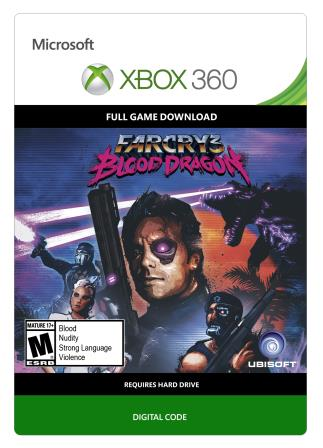Xbox 360 Far Cry 3 Blood Dragon [Download]