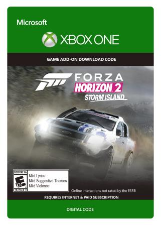 Xbox One Forza Horizon 2 Storm Island [Download]