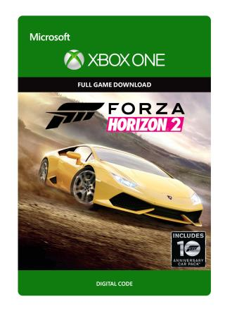 Xbox One Forza Horizon 2 Ten Year Anniversary Edition [Download]
