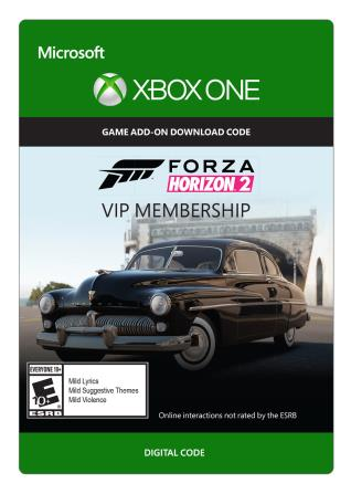 Xbox One Forza Horizon 2: VIP Membership [Download]