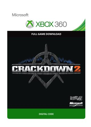 Xbox 360 Crackdown 2 [Download]