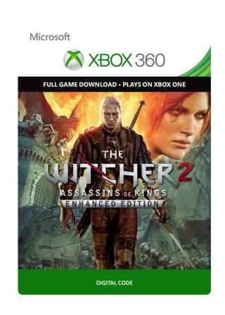 Xbox 360 The Witcher 2: Assassins of Kings [Download]