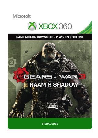 Xbox 360 Gears of War 3: RAAM's Shadow: Pack 2 [Download]
