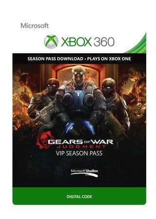 Xbox 360 Gears of War Judgment: VIP Season Pass [Download]