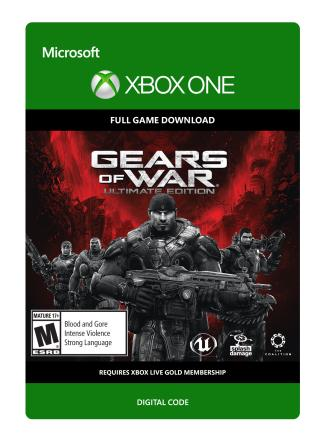 Xbox One Gears of War:  Ultimate Edition [Download]