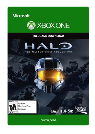 Xbox One Halo: The Master Chief Collection [Download]