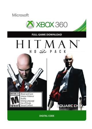 Xbox 360 Hitman HD Pack [Download]