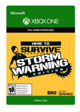 Xbox One How To Survive: Storm Warning Edition [Download]