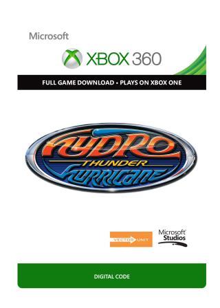 Xbox 360 Hydro Thunder Hurricane [Download]