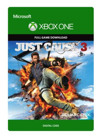 Xbox One Just Cause 3 [Download]