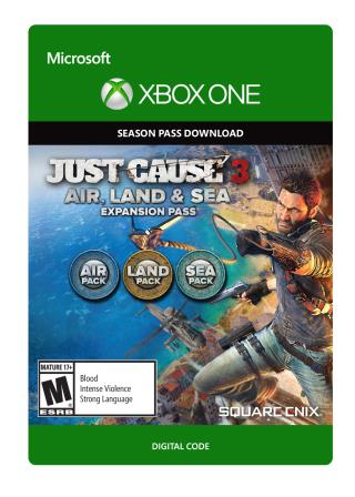 Xbox One Just Cause 3 - Land, Sea, Air Expansion Pass [Download]