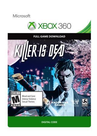 Xbox 360 Killer is Dead [Download]