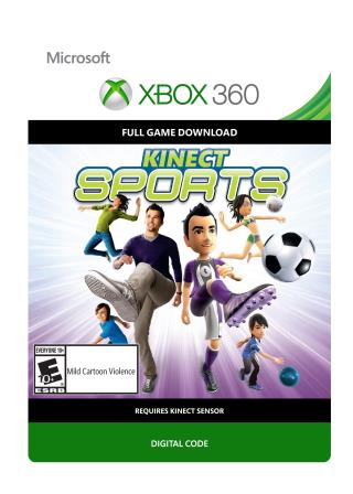 Xbox 360 Kinect Sports [Download]