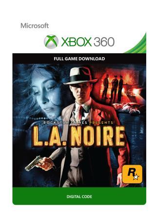 Xbox 360 L.A. Noire  [Download]