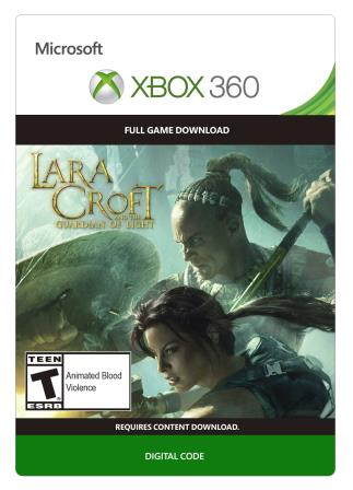 Xbox 360 Lara Croft and the Guardian of Light [Download]
