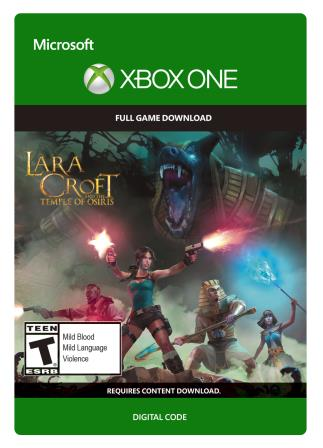 Xbox One Lara Croft and the Temple of Osiris [Download]