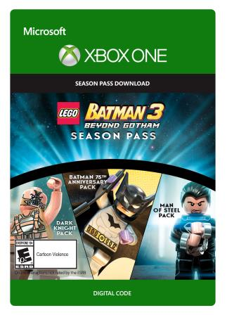 Xbox One Lego Batman 3 Season Pass [Download]