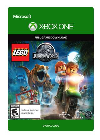 Xbox One Lego Jurassic World [Download]