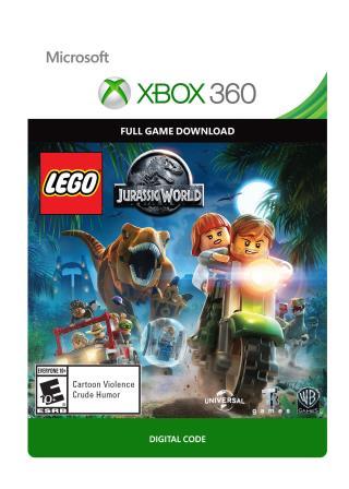 Xbox 360 Lego Jurassic World [Download]