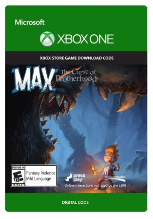 Xbox One Max: The Curse of Brotherhood [Download]