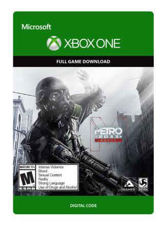 Xbox One Metro 2033 Redux  [Download]
