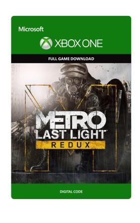 Xbox One  Metro Last Light Redux [Download]