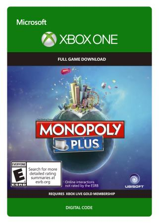 Xbox One Monopoly Plus [Download]