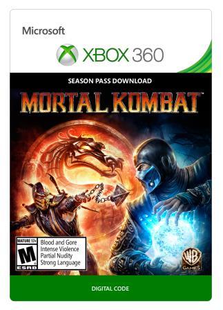 Xbox 360 Mortal Kombat Season Pass [Download]