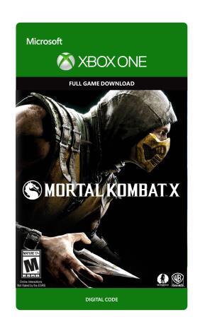 Xbox One Mortal Kombat X  [Download]