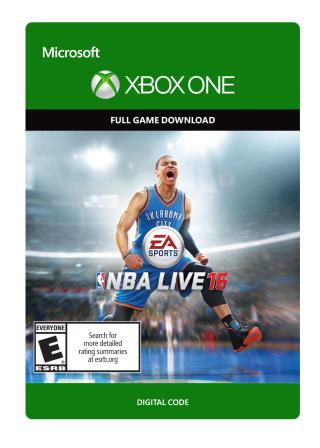 Xbox One NBA Live 16 [Download]