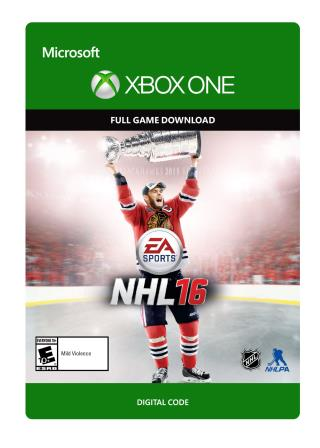 Xbox One NHL 16 [Download]