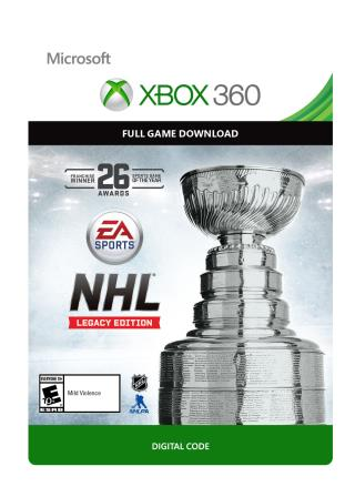 Xbox 360 NHL 16 Legacy Edition [Download]