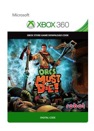 Xbox 360 Orcs Must Die! [Download]