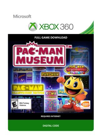 Xbox 360 PAC-MAN Museum [Download]