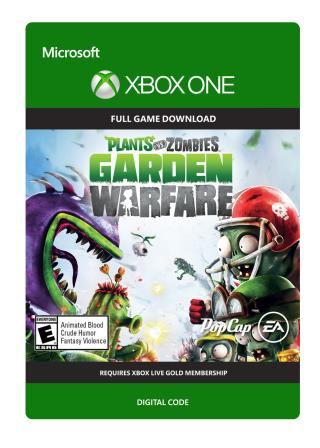 Xbox One Plants vs Zombies Garden Warfare [Download]