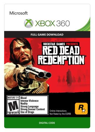Xbox 360 Red Dead Redemption  [Download]