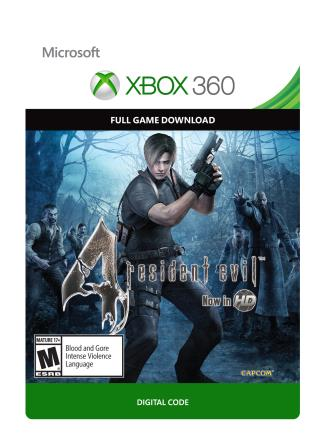 Xbox 360 Resident Evil 4 [Download]