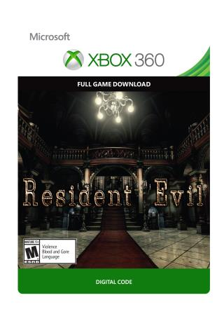 Xbox 360 Resident Evil HD Remasterd [Download]