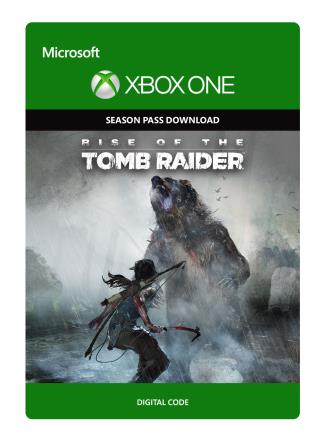 Xbox One Rise of the Tomb Raider Season Pass [Download]
