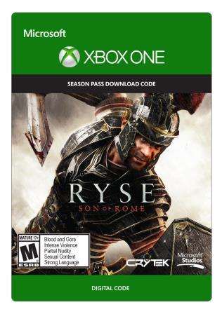 Xbox One Ryse: Son of Rome Season Pass [Download]