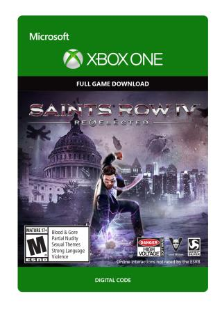 Xbox One Saints Row IV: Re-Elected [Download]